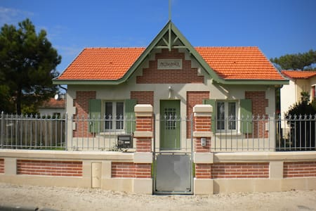 MAISON SOULACAISE NEUVE BORD DE MER - House