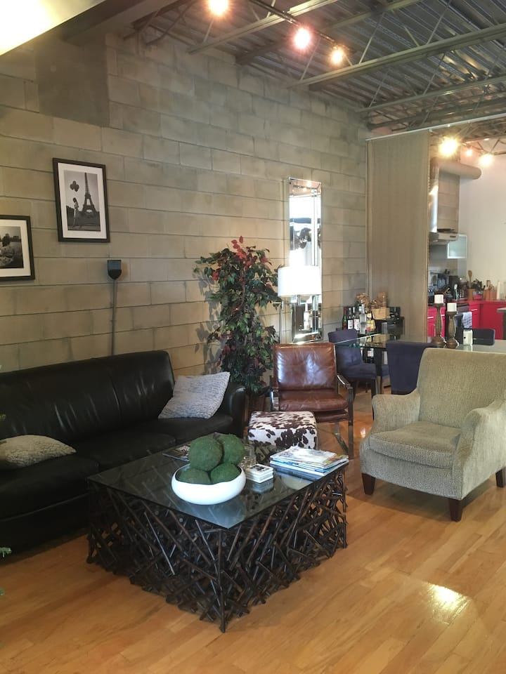 Modern Loft Available for National Championship