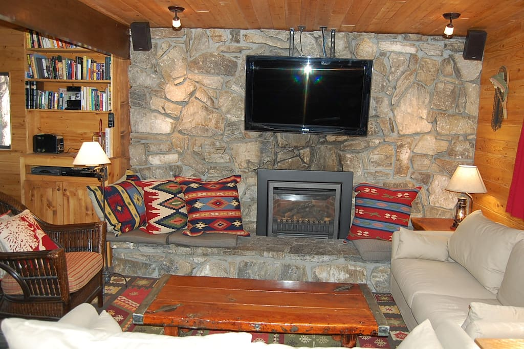 Lakeview Cabin Near Lake Village Cottages For Rent In