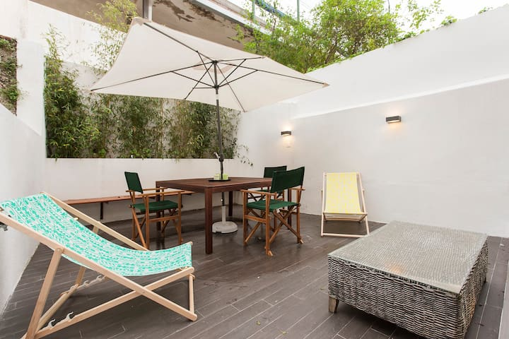 Central & Cosy Apartment w/ Terrace - Lisboa