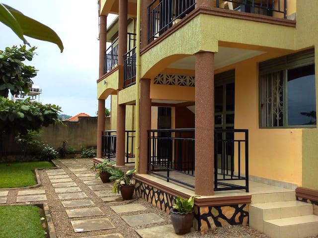 Lubowa Apartment in Quiet Serene environment