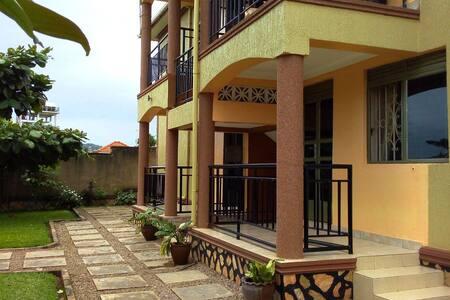 Lubowa Apartment in Quiet Serene environment