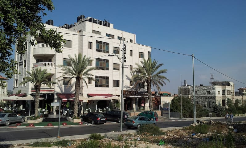 2 Bedroom Kattom Apartments Ramallah PrimeLocation