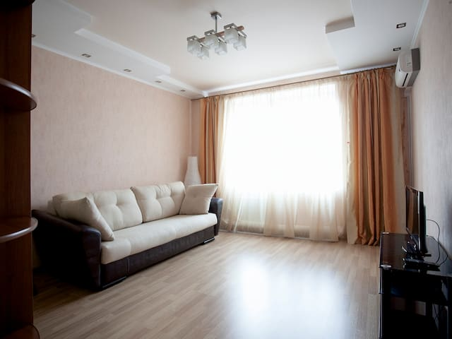 Чистая, теплая уютная квартира