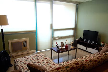 Wonderful 1-BR Unit with City View - Manila - Lägenhet