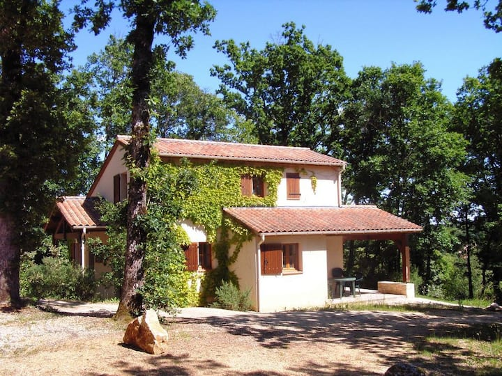 Dordogne Holiday Resort **** Villa 6/8 pers #1