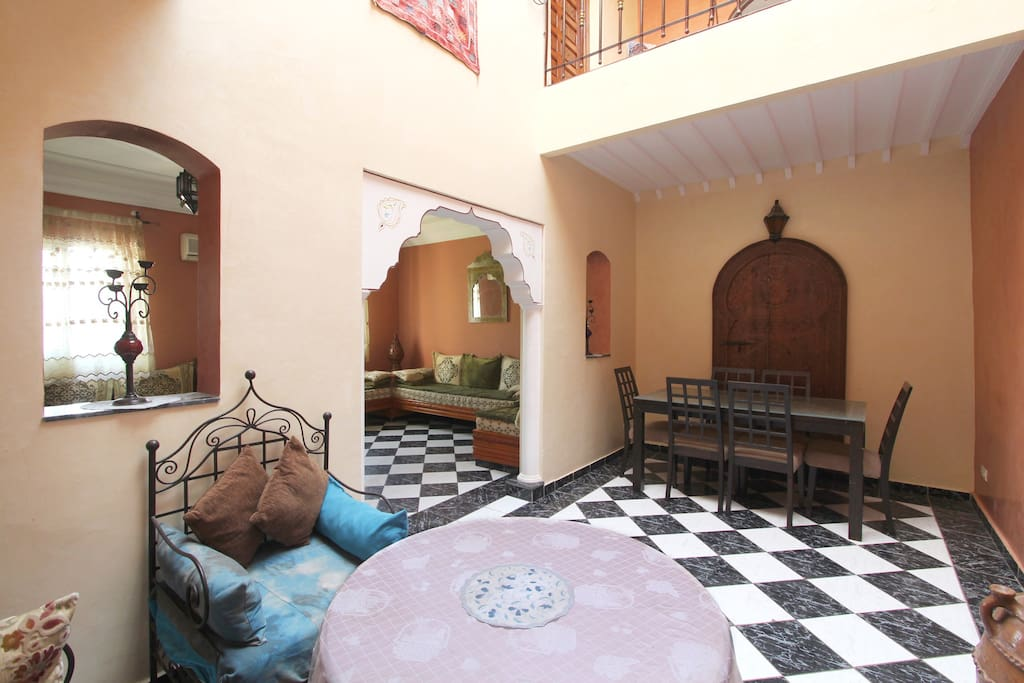 A Sunny Stay in Marrakech
