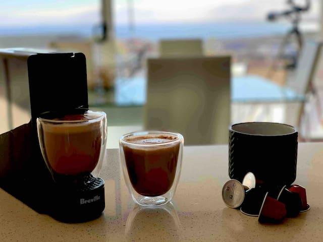 Coffee...Hot Chocolate