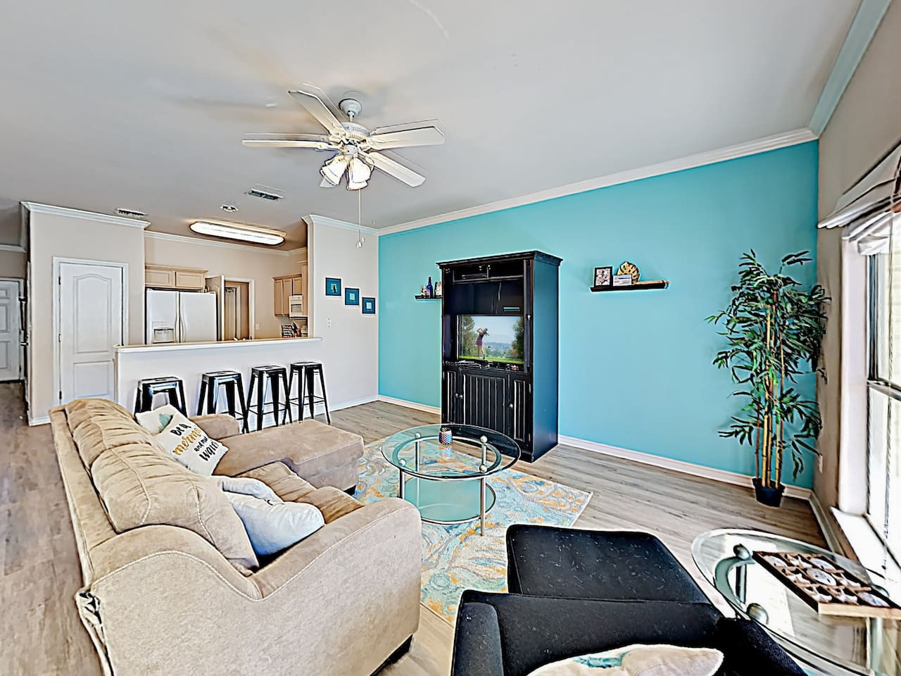 Welcome to Corpus Christi! This townhome is professionally managed by TurnKey Vacation Rentals.