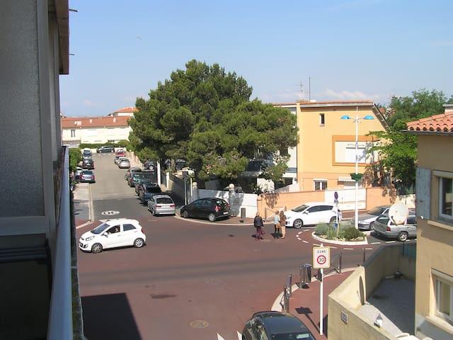 STUDIO BORD DE MER - Canet-en-Roussillon - Daire