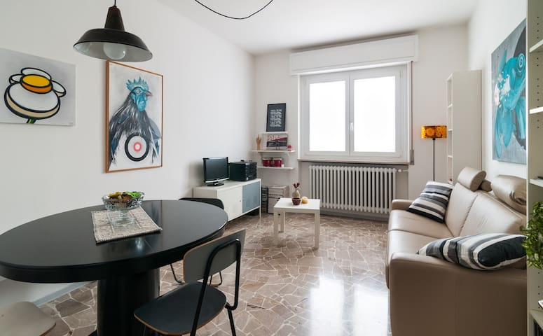 House Gallery: stay in style - Arona - Appartement