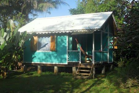 Caribbean-style Beachfront Cottage - Puerto Viejo de Talamanca