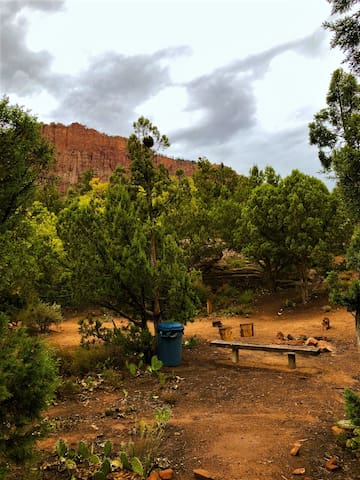 Water Canyon Campground 1