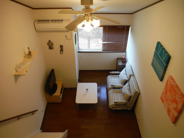 Private studio at Onjuku Beach - #4 - Onjuku-machi - Apartment