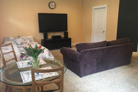 Studio in Scotts Valley, close State Park & Beach - Scotts Valley - House