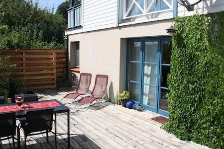 Ferienwohnung ab-Sonnendeck - Horn-Bad Meinberg - Lägenhet