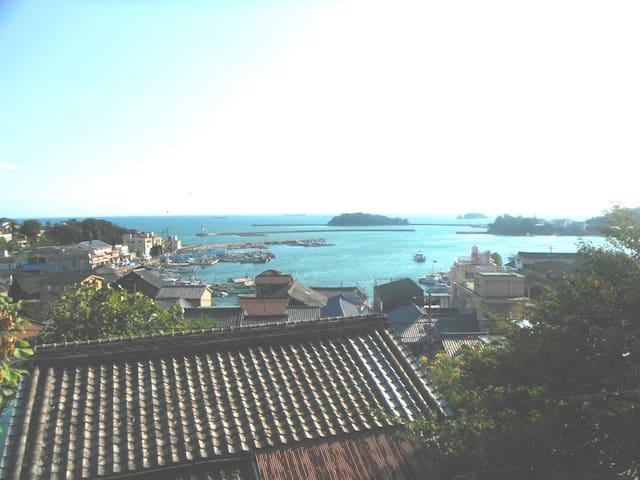 Enjoy Tomo's seascape from the room - Fukuyama