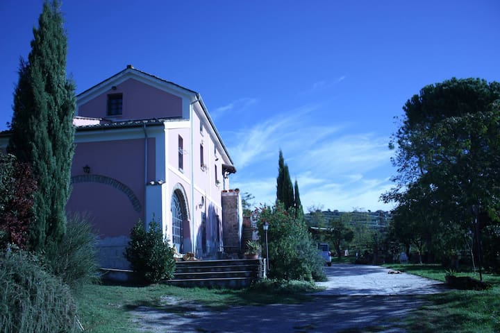 Wonderful Villa into the woods - Faiano  - Villa