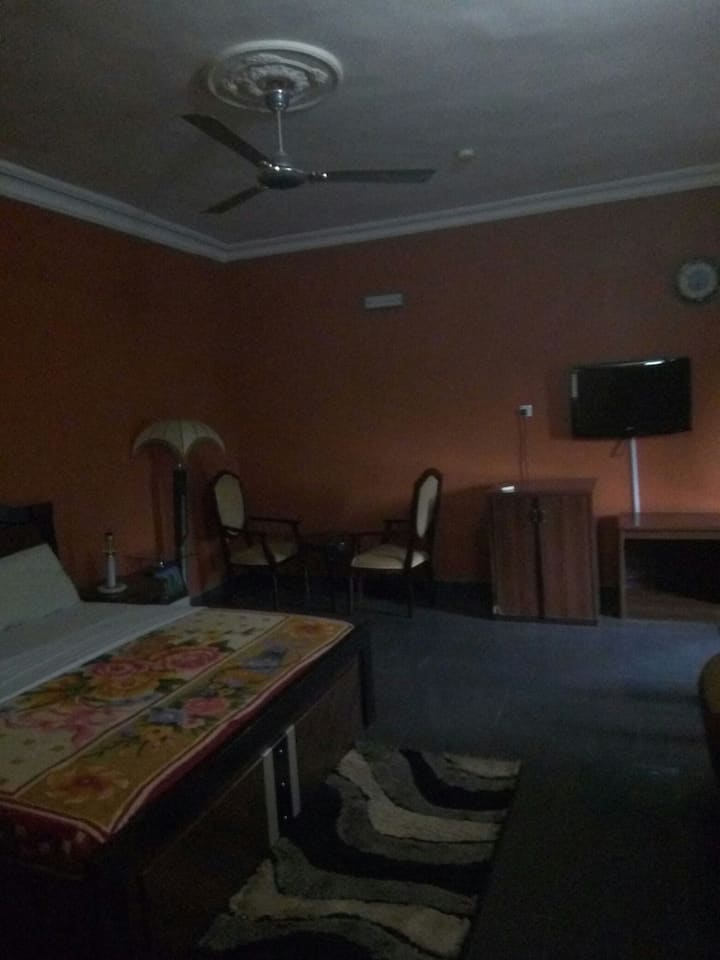 Awesome 4 Rooms to make your stay comfortable