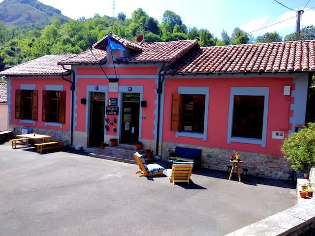 Albergue Cangas de Onis Picos Europ - Cangas de Onís - Bed & Breakfast