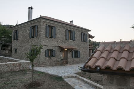 Greek traditional countryhouse - Ampelokipi - 단독주택