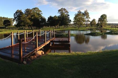 Cosy Terara Park Bunkhouse FarmStay
