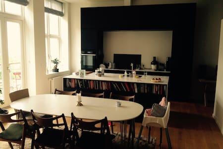 Boheme New Yorker-style apartment