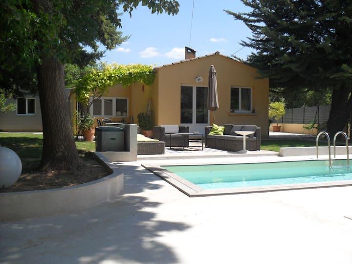 Villa provençale à Aix en Provence