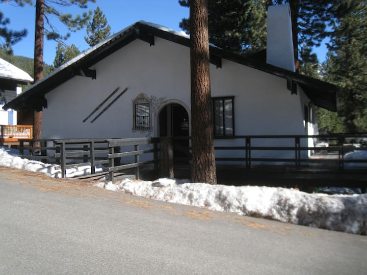 The Tahoe Chalet