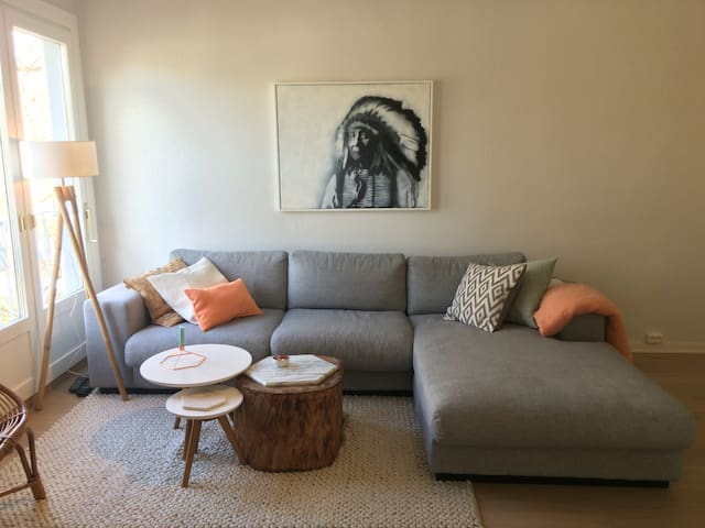 Central and cozy apt w/new kitchen - Oslo - Byt