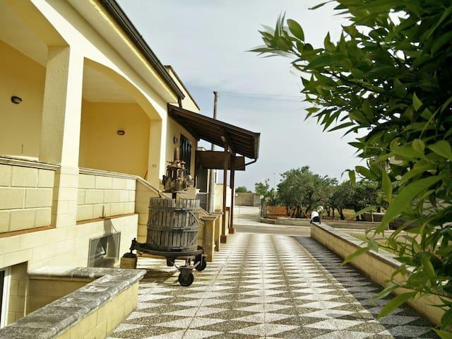 Casa vacanze Pandora 2 - Surano - Departamento