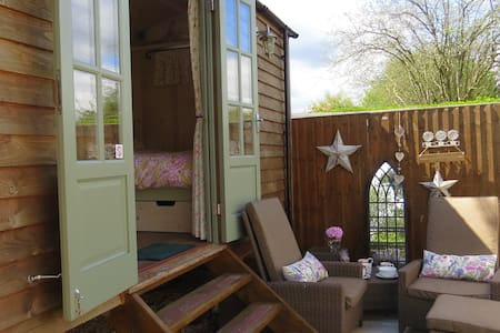 Romantic New Forest Weekend Retreat - New Forest National Park - 住宿加早餐