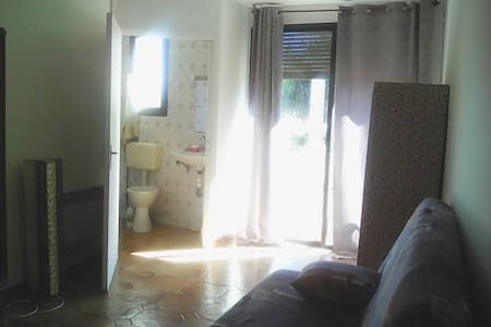 grande chambre à la campagne - Toulouges