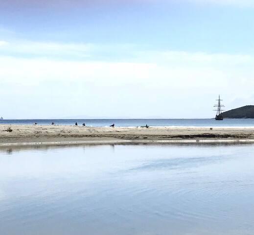 Swallows Rest Beach Cottage, Adventure Bay