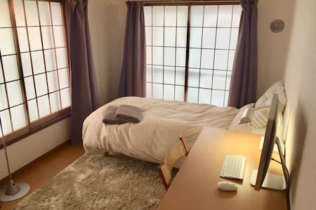 A lovely room in a quiet suburb - Nishitōkyō-shi