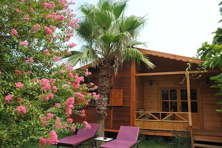 Bungalow near the Cirali beach - Ulupınar Köyü