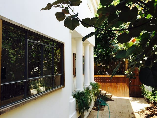 Tel Aviv - beautiful private home - Tel Aviv-Yafo - Dům