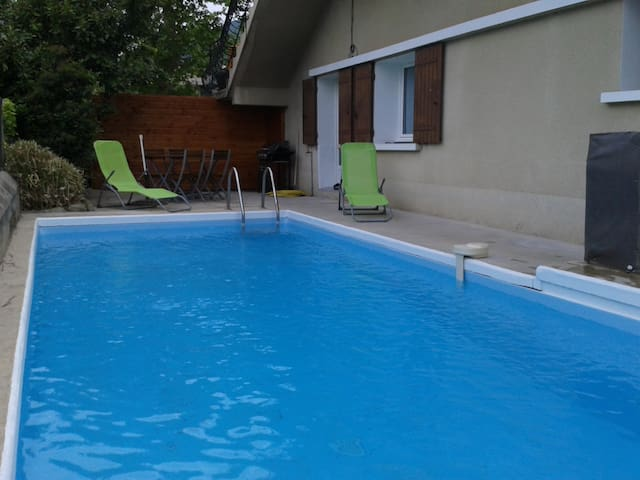 appartement neuf avec piscine