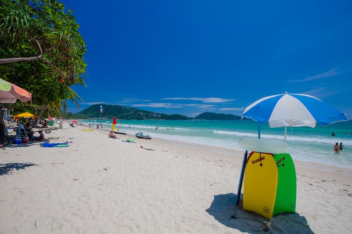 A superior twin, great location (y) - 芭東(Patong)
