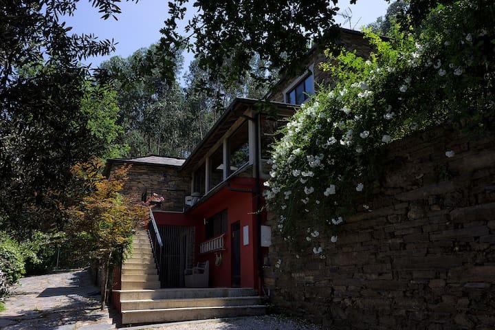 Casa de férias junto ao Rio Paiva - Arouca - Вилла