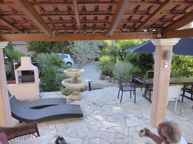 """villa """"le petit paradis"""" - Cavalaire-sur-Mer - Villa"""