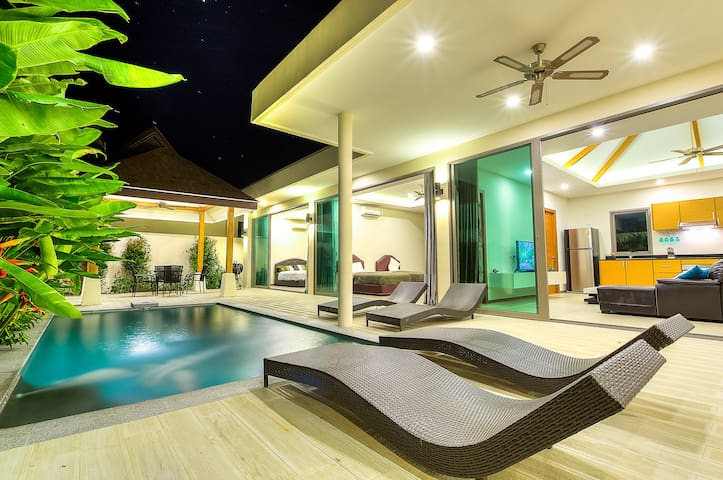 3 bedroom pool villa @ Kavilla - Rawai - Villa