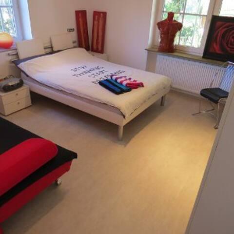 relax&sleep Friedrichshafen Classic - Friedrichshafen - Leilighet