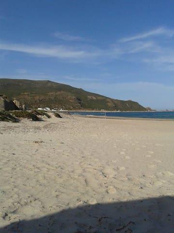 """Maison calme à 150 mètres de la plage"""" Haouaria"""""""