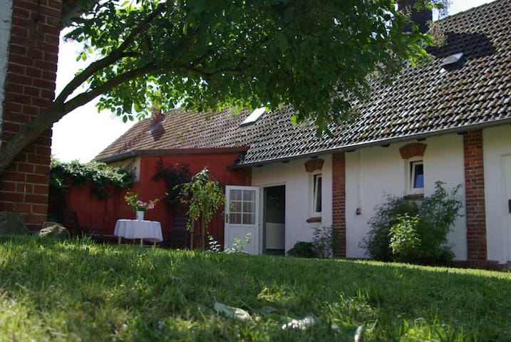 Charmantes Ferienhaus in der Mecklenburger Schweiz