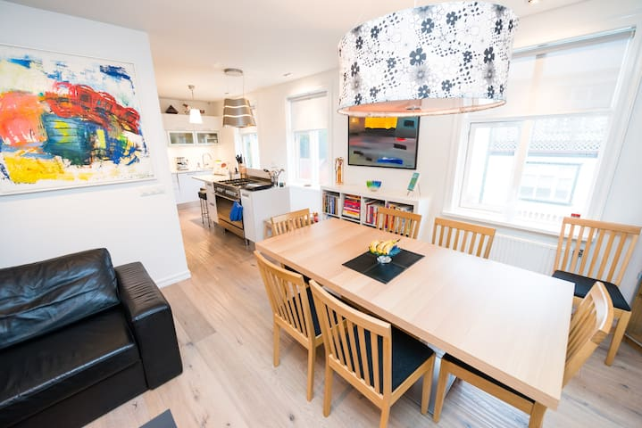 A home in the heart of Reykjavik