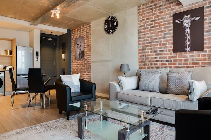 Matrix 508 - One Bedroom Apartment