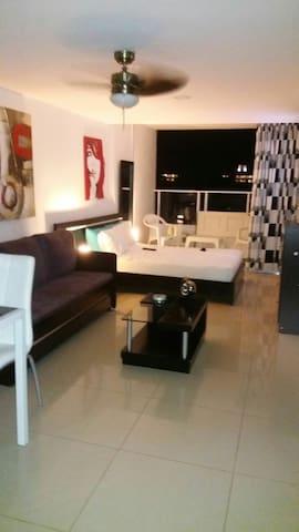 Lindo estudio  Cartagena de indias - Картахена - Квартира