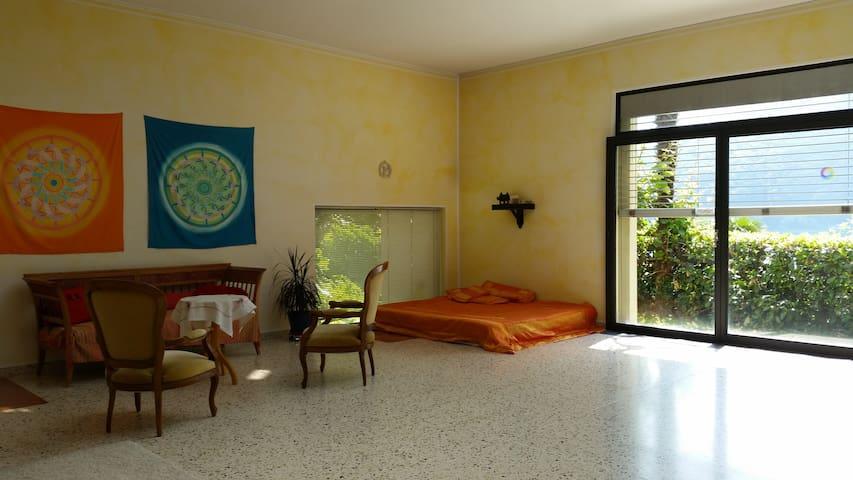 Stupendo appartamento sul lago di Lugano - Vico Morcote - Lejlighed