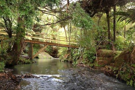 Magical River Retreat - Casa